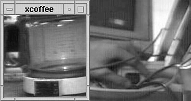 Первая веб-камера в мире была создана для приготовления кофе