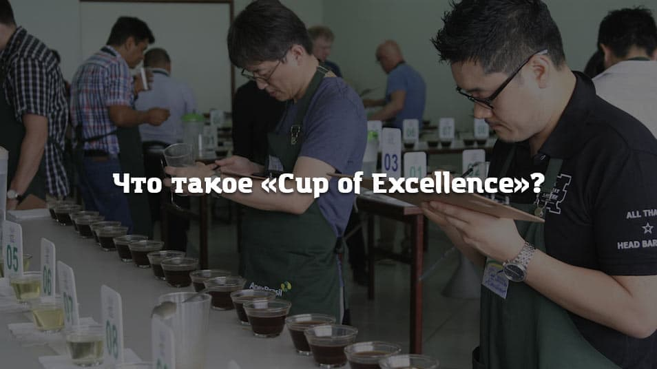 Что такое «Cup of Excellence»?