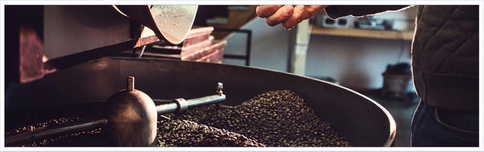 Еженедельная обжарка и доставка свежеобжаренного кофе